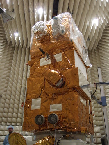 Sentinel-2A in testing