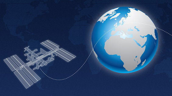 Follow ESA spacecraft