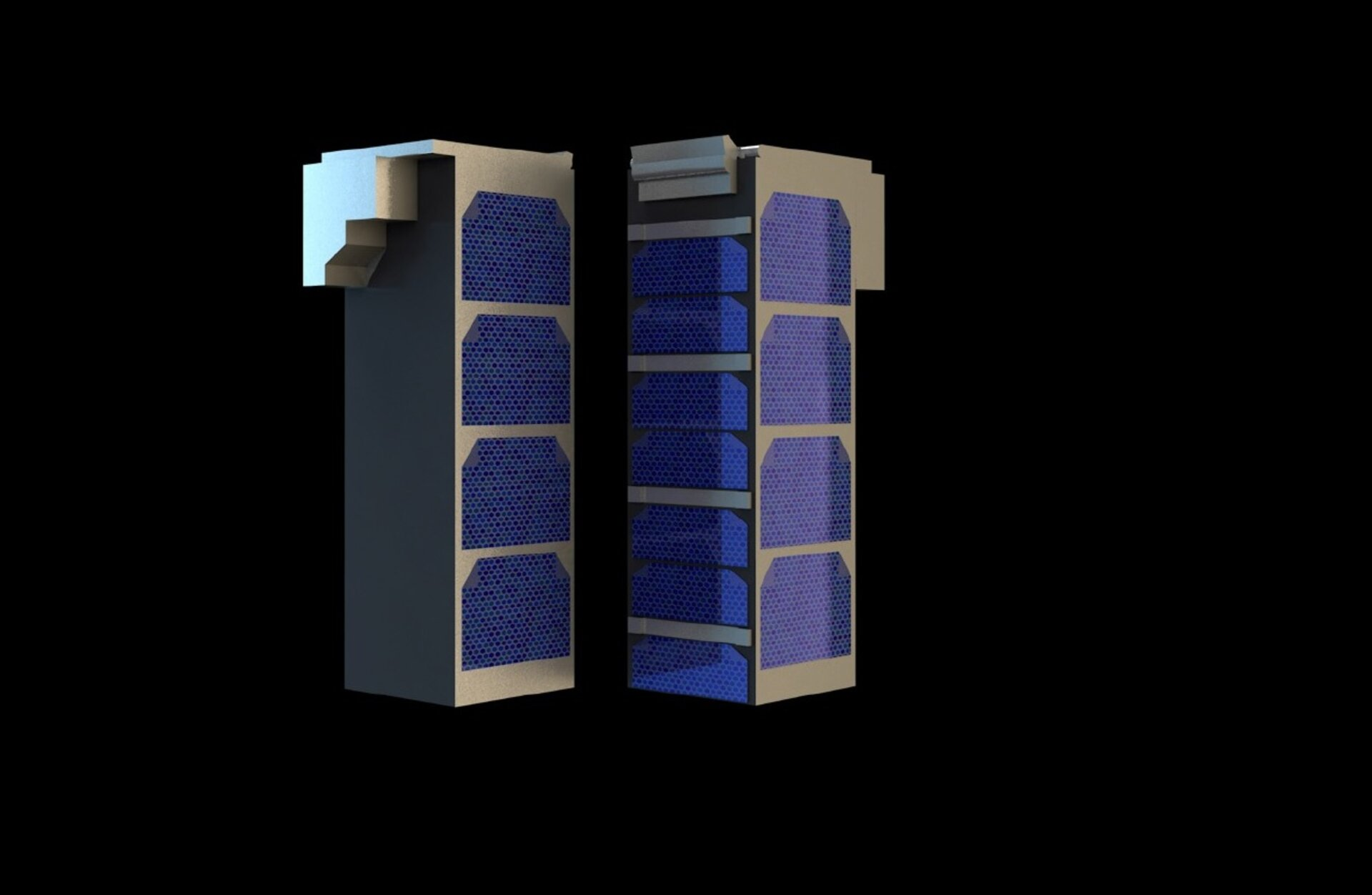 Triple-unit CubeSats
