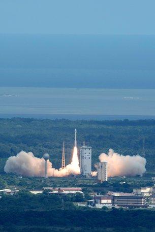 El vehículo experimental de la ESA, IXV, concluye con éxito su vuelo de investigación