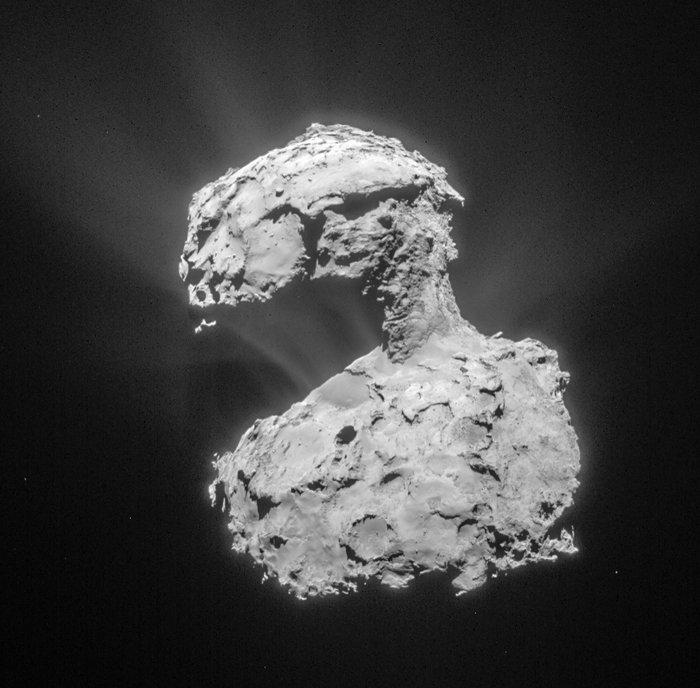 Rosetta : Mission autour de la comète 67P/Churyumov-Gerasimenko  - Page 19 Comet_on_14_March_2015_NavCam_node_full_image_2