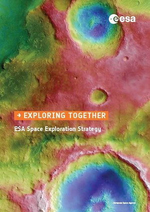 ESA Space Exploration Strategy cover