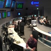 With just days to go before the departure of ExoMars, mission teams at ESOC, Darmstadt, are in the final stages of their months-long training that ensures everyone knows their job the moment the mission comes alive