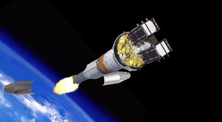 Galileo satellites launched