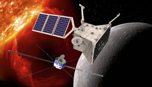 BepiColombo – ESA's first mission to Mercury – will be conducted in cooperation with Japan. ESA's Mercury Planetary Orbiter (MPO) will be operated from ESOC, Germany