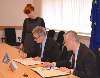 Bulgaria signs PECS agreement