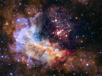 Celebrating Hubble's silver anniversary