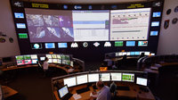ESA's Columbus Control Centre (Col-CC), located at the German Aerospace Center (DLR) facility in Oberpfaffenhofen, Germany, works closely with the other ISS control centres including Houston and Moscow.
