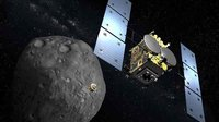 Japan's Hayabusa-2 mission will be supported by Estrack, ESA's deep-space tracking network