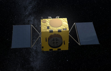Hera spacecraft