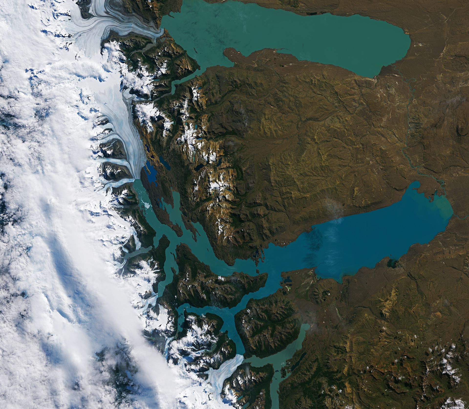 Space in Images - 2015 - 04 - Los Glaciares National Park ...