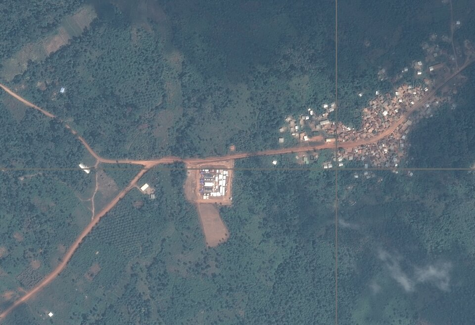 Using satellite images