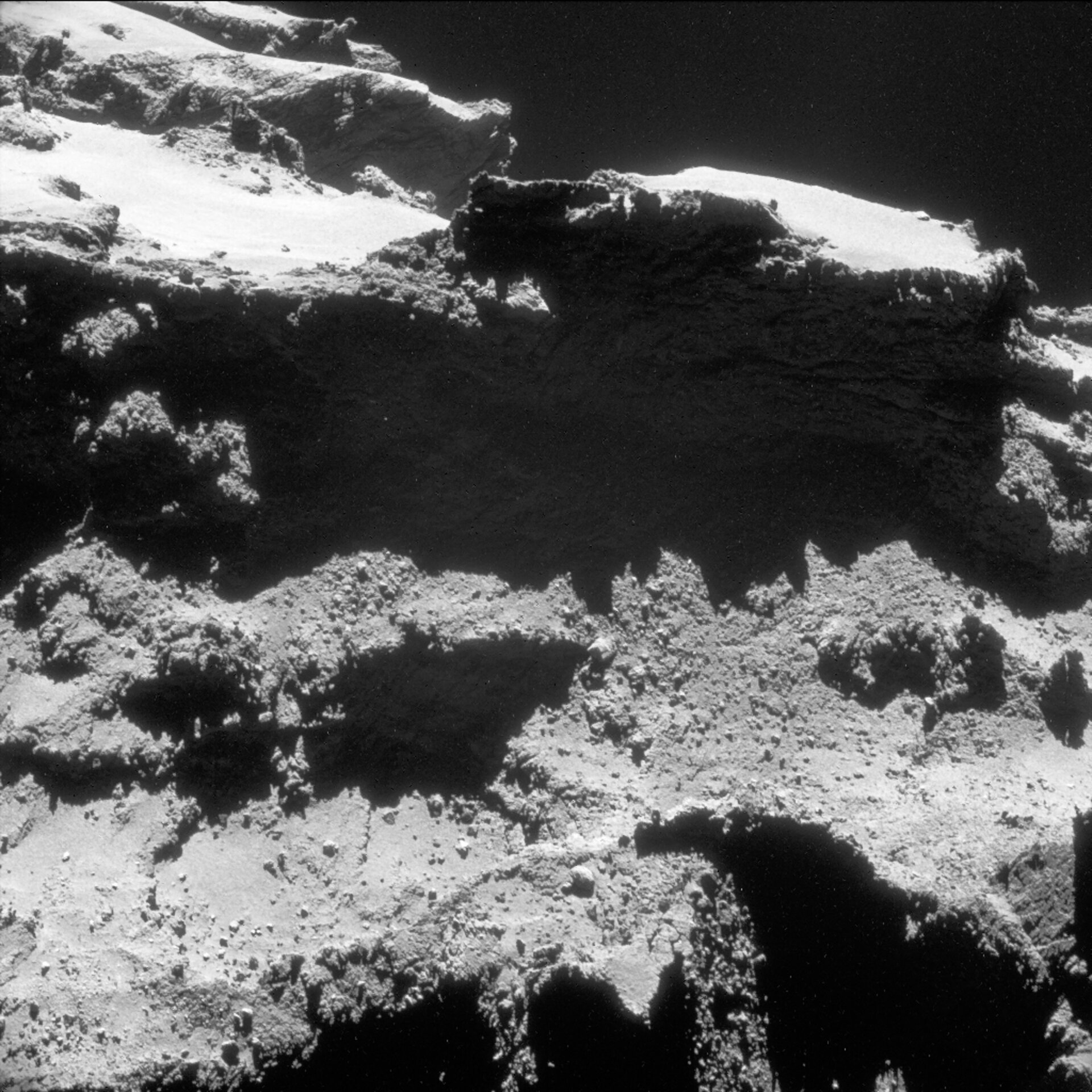Babi and Aten – NavCam