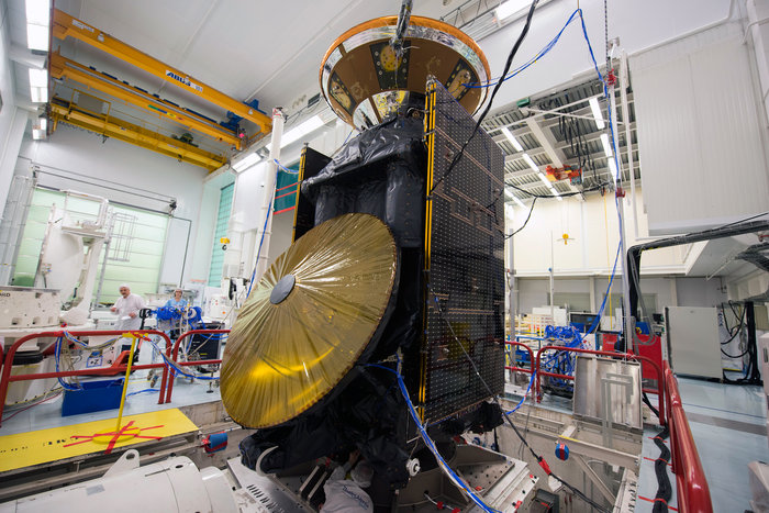 Space In Images 2015 05 Exomars 2016 Vibration Testing