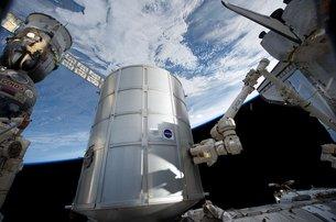 ESA's Leonardo Da Vinci laboratorium på ISS