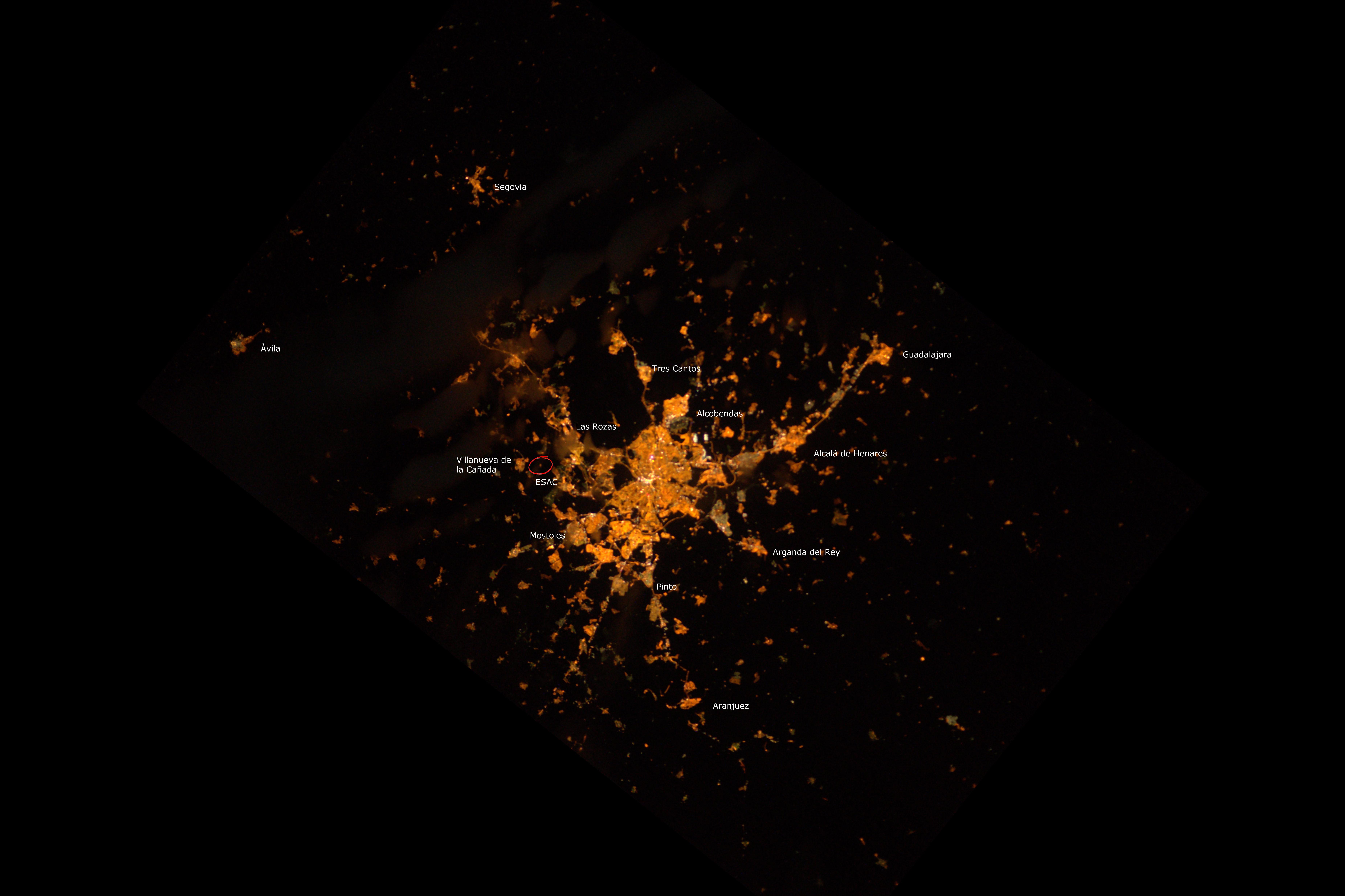 Space in images 2015 05 madrid y sus alrededores - Space madrid ...