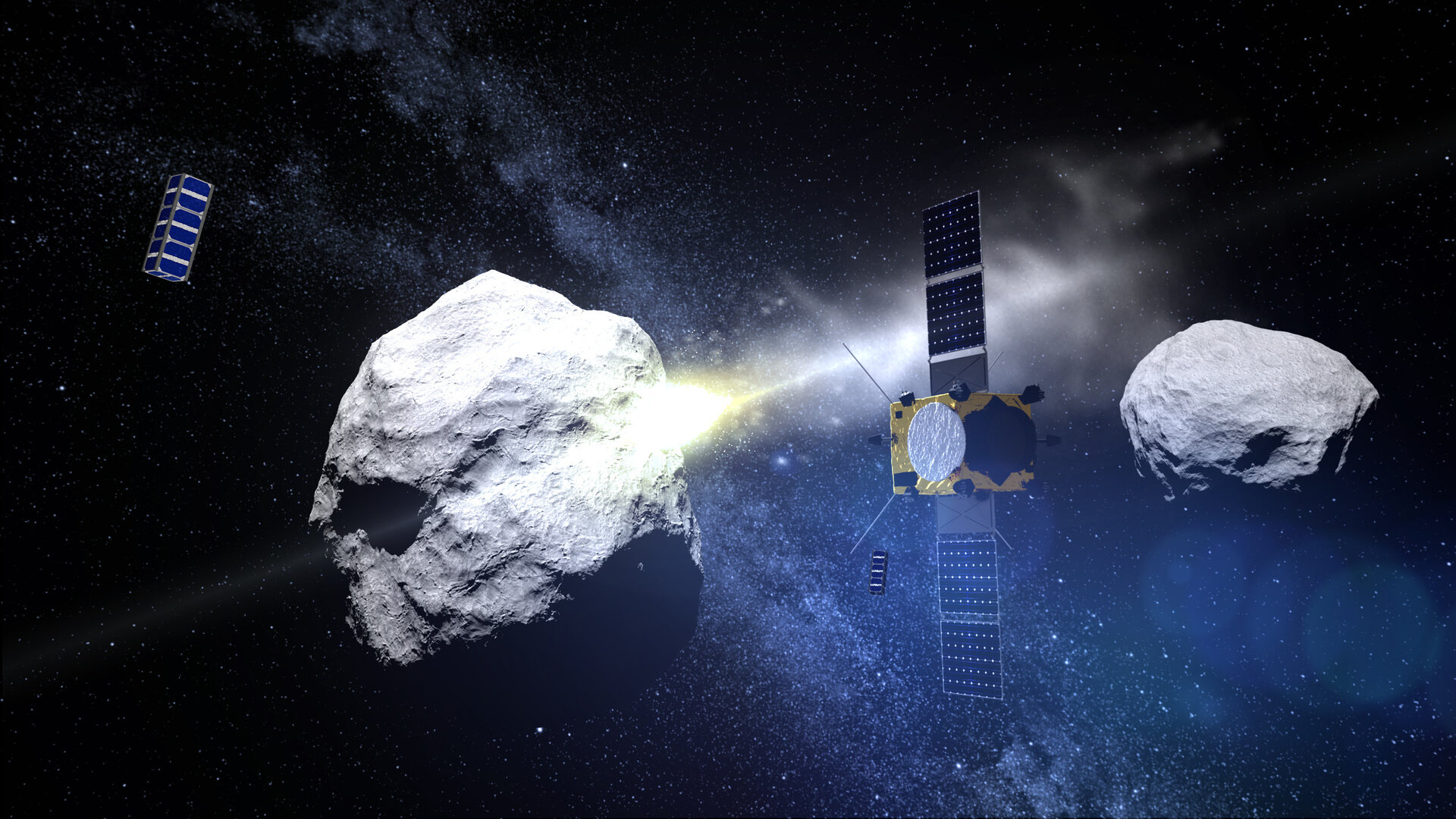 Asteroid Mission Impact