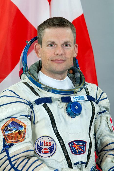 Andreas Mogensen