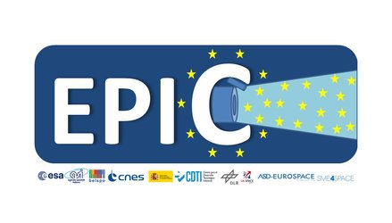 EPIC logo and partners