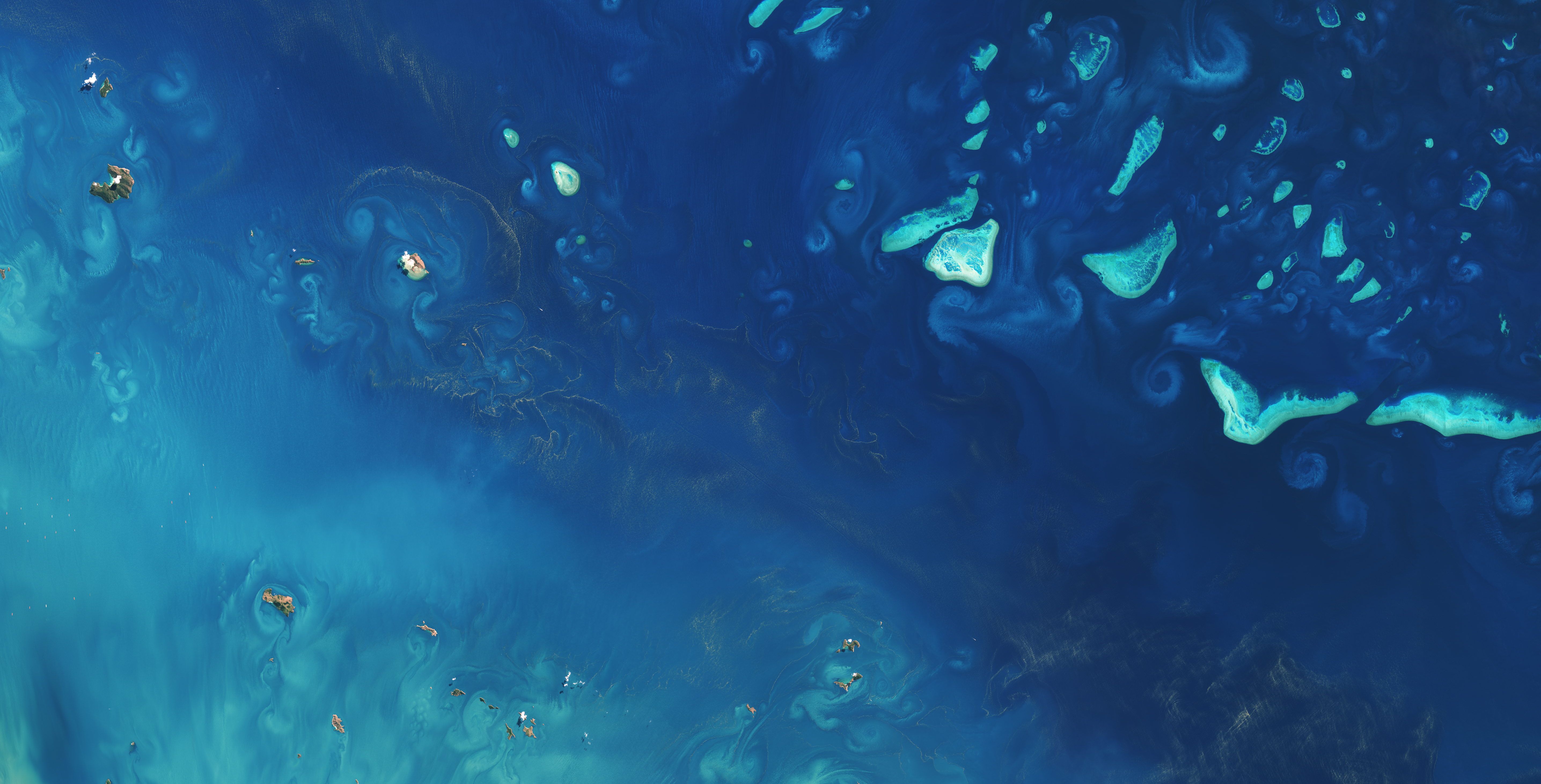 Esa Great Barrier Reef Australia