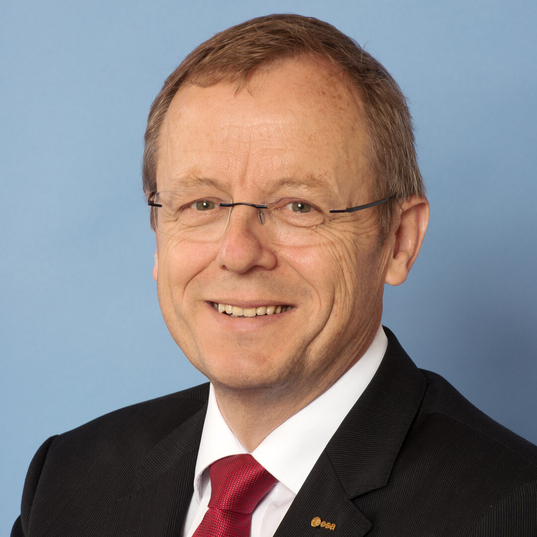 Jan Wörner - ESA Director General