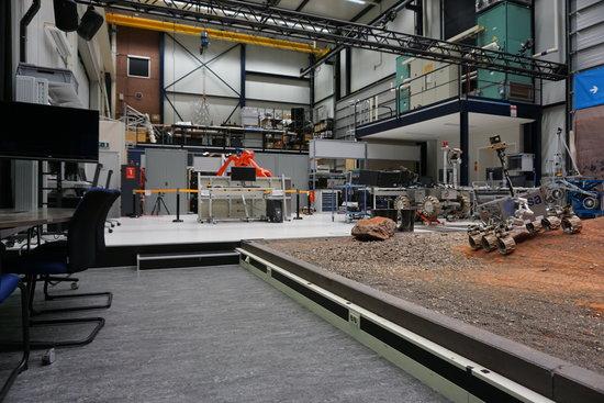 Planetary Robotics Laboratory Space Engineering