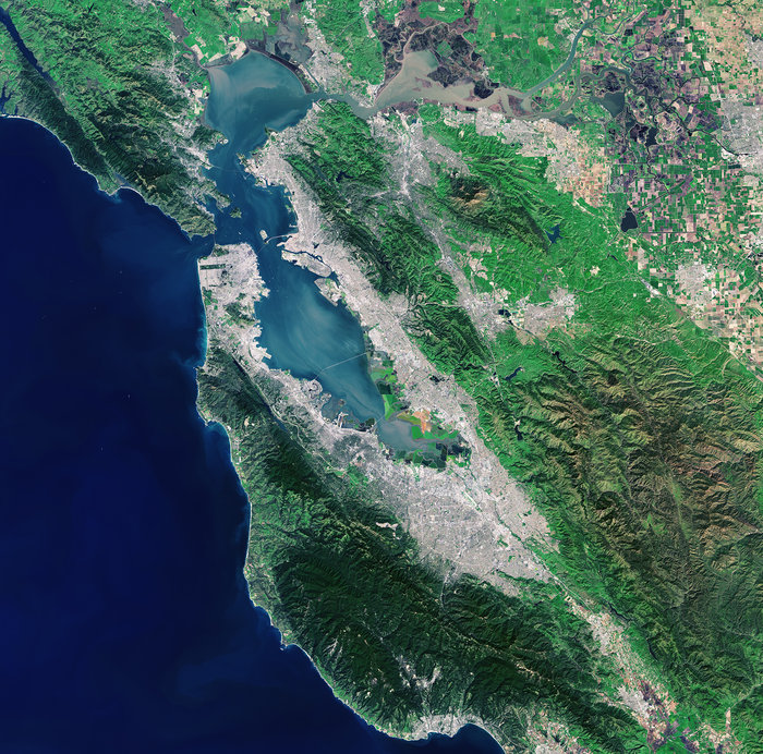 Space In Images 2015 06 San Francisco Bay Area Usa