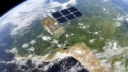 Sentinel-2: monitoring changing lands