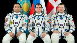 Soyuz TMA-18M besætningen