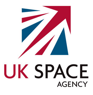 United Kingdom Space Agency (UK Space Agency) logo