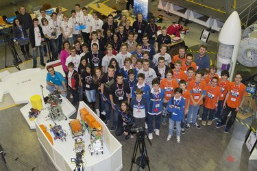 Volare space robotics finalists