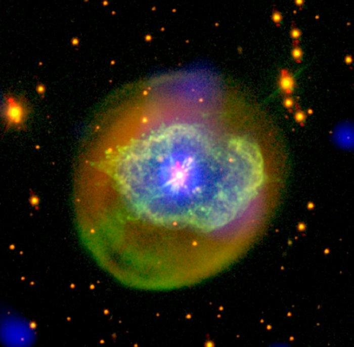 m29 planetary nebula - photo #30