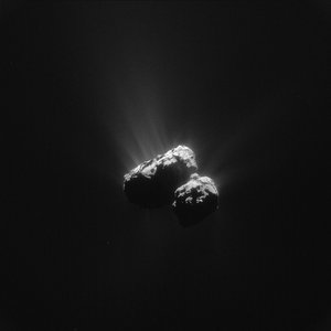 Comet on 24 June 2015 – NavCam
