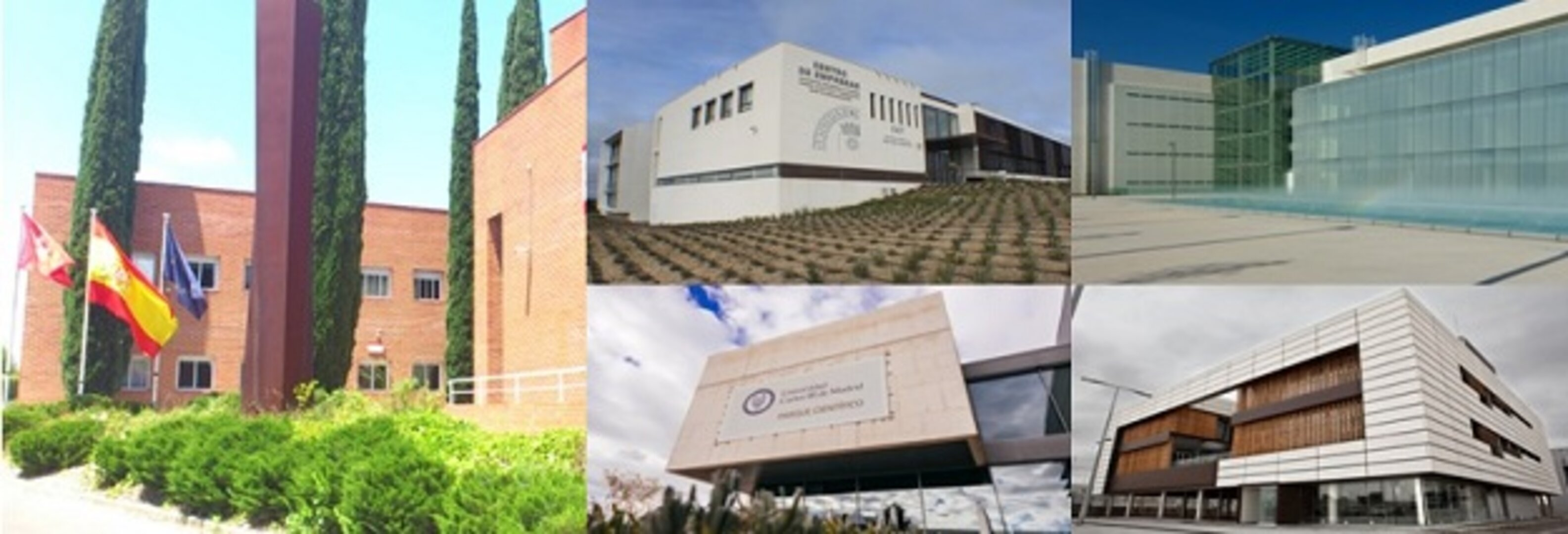 ESA BIC Madrid Region incubation sites