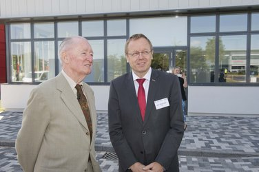 ESA's first and newest Director General's