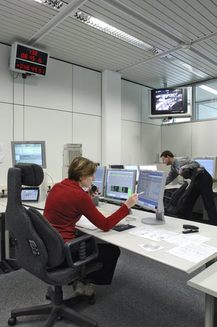 At ESOC, ESA's mission control centre, the Software Coordinator provides immediate support to the Flight Control Team.