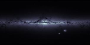 Fordelingen af stjerner i Mælkevejen
