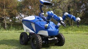ESA's Centaur rover
