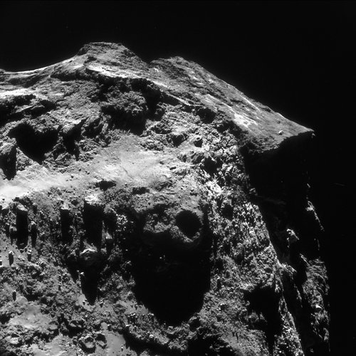 Year at a comet, December 2014