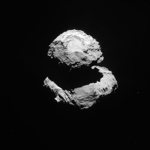 Year at a comet, March 2015