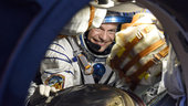 ESA astronaut Andreas Mogensen landed on 12 September 2015 at 00:51 GMT (02:51 CEST) on the steppe of Kazakhstan, marking the end of his iriss mission to the International Space Station.