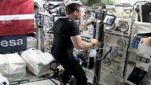 Den danske astronaut Andreas Mogensen fjernstyrer Mars-rover