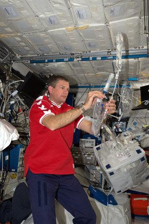 Andreas Mogensen aterriza tras su ajetreada misión en la Estación Espacial