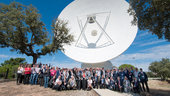 ESA celebrates the 40th anniversary of the Agency's ground station network, the indispensable link to spacecraft that are helping us to learn about our planet, our Solar System and our Universe.