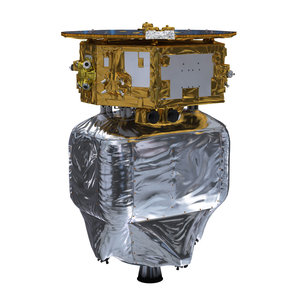 LISA Pathfinder: science and propulsion modules