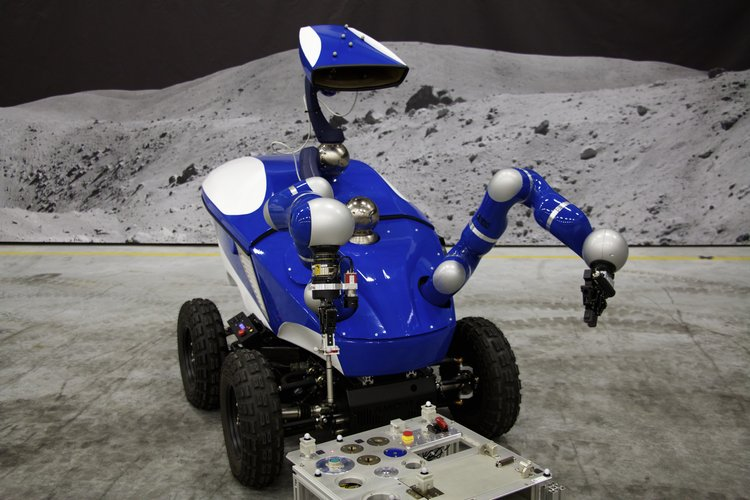 The Interact Centaur Rover