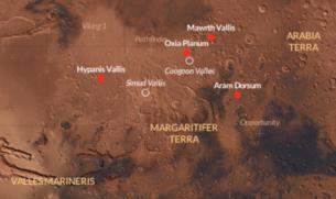 Landinsgsted udvalgt for ESA exomars Marsrover