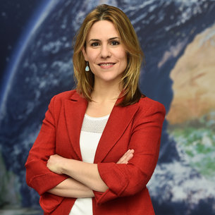Isabel Rojo is spacecraft operations manager for ESA's Gaia mission, and is based at ESOC, the European Space Operations Centre, Darmstadt, Germany