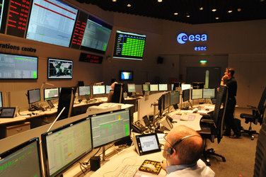 LISA Pathfinder mission team in training