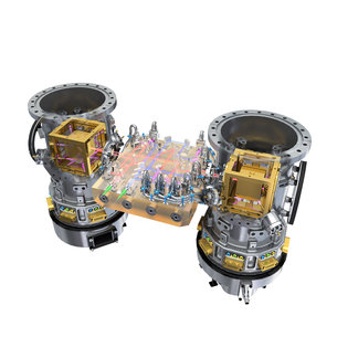 This artist's impression illustrates the LISA Technology Package core assembly #lpf